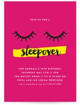 Sleepover by roxy