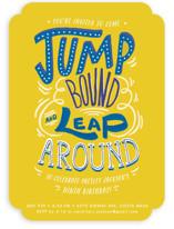 Jump Bound & Leap