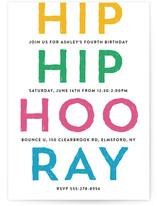 Hip Hip Hoo Ray by Kimberly FitzSimons