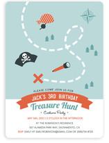 Treasure Hunt Party