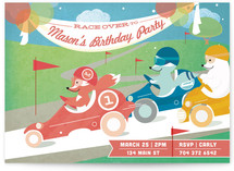 Road Rally Birthday