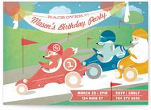 Road Rally Birthday