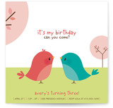 Happy Birdie to you