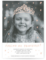 Calling All Princesses by Half Pint Studio