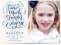 Snow Much Fun for Every... by Laura Bolter Design