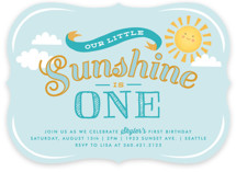 Sweet Little Sunshine