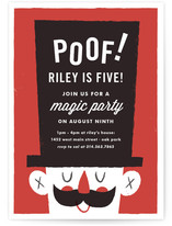Poof: Birthday Magic