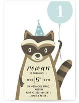 Big Party Children's Birthday Party Invitations