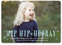 Hooray! Children's Birthday Party Invitations