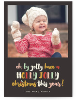 Jolly Holiday by Marabou Design
