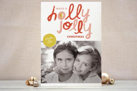 Hollygram Christmas Photo Cards