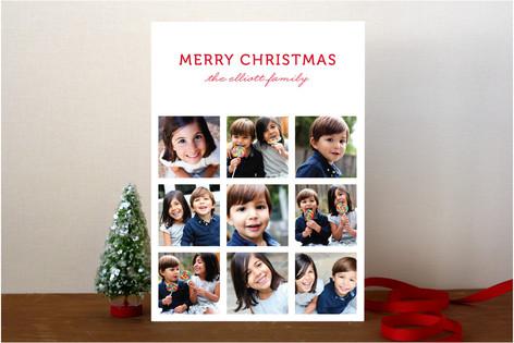 InstaChristmas Christmas Photo Cards