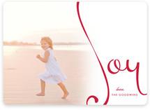 Overflowing Joy Christmas Photo Cards
