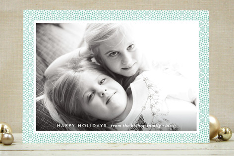 Gracious Star Christmas Photo Cards