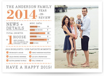 Family Year in Review