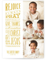 Rejoice And Give Thanks