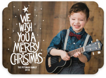 Retro Worded Tree