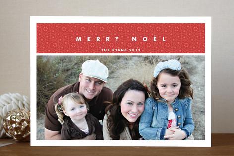 Merry Noel Christmas Photo Cards