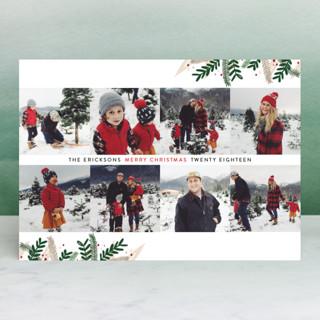 Eight Christmas Photo Cards
