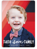 Faith, Love, Family