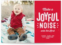 Joyful and noisy by Lea Delaveris