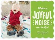 Joyful and noisy