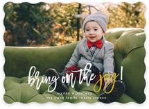 Bring on the Joy