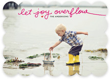Let Joy Overflow