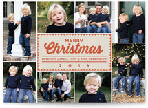Gallery Vintage Christmas Photo Cards