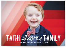 Faith, Love, Family