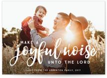 Make a joyful noise by Lea Delaveris