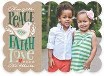 Peace Faith Love