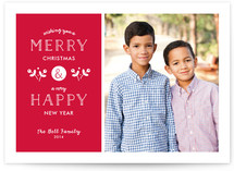 Happy Merry Holidays by Kimberly FitzSimons