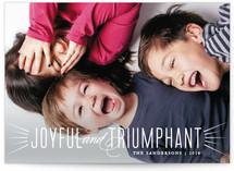 Joyful and Triumphant by Ellis