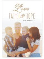 Love Faith & Hope