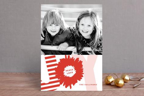 Resounding Joy Christmas Photo Cards