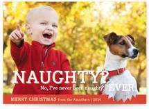 Naughty or Nice by bright designlab