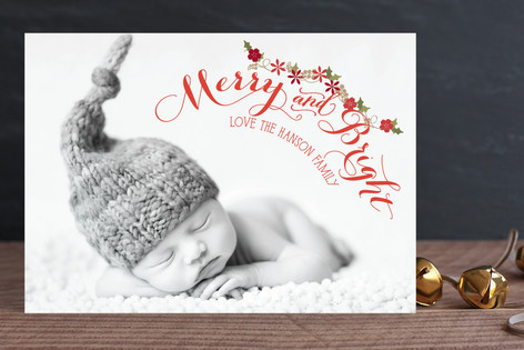 Merry Oh My! Christmas Photo Cards