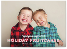 Holiday Fruitcakes by Ann Gardner