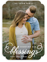 Counting Our Blessings