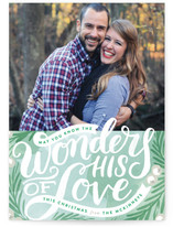 Wonders of His Love Pines