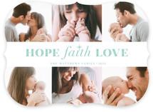 Hope Faith Love