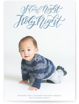 Silent and Holy Night Overlay