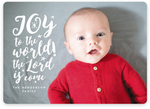 joy to the world the lord is come