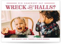 Wreck the Halls