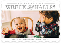 Wreck the Halls