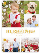 Counting Blessings