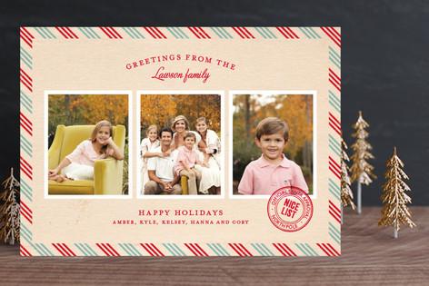 Par Avon Christmas Photo Cards