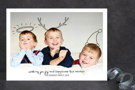 Family Fun Christmas Photo Cards