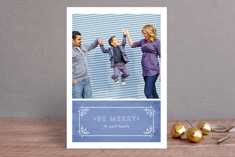 Newport Christmas Photo Cards